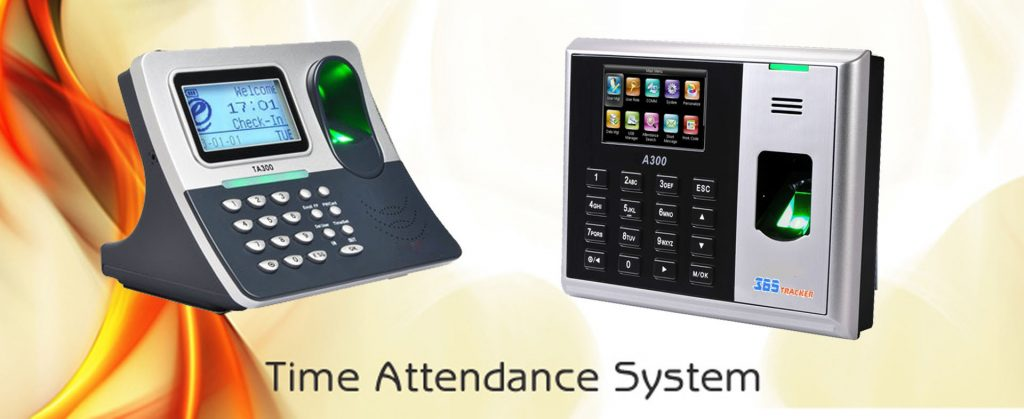 Cloud-based Time Attendance System
